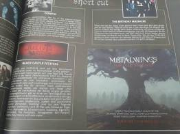 METALWINGS ad in Orkus Magazin June 2018