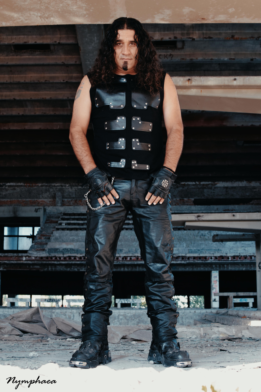 Nikola (Blackie) Ivanov - Drums